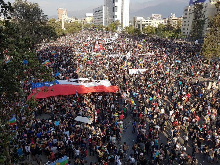 Chili : 50 jours d'espoir