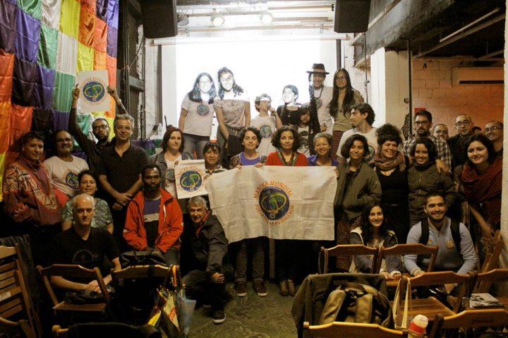 A Marcha em São Paulo: encontro histórico das lutas sociais