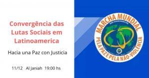 Convergência das Lutas Sociais na América Latina