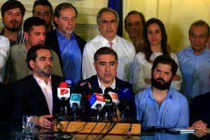 [Chile] El problema no son las «indicaciones» sino la génesis del acuerdo