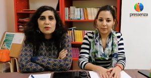 Repressione della protesta in Medio Oriente, intervista ad Azam Bahrami e Muna Khorzom