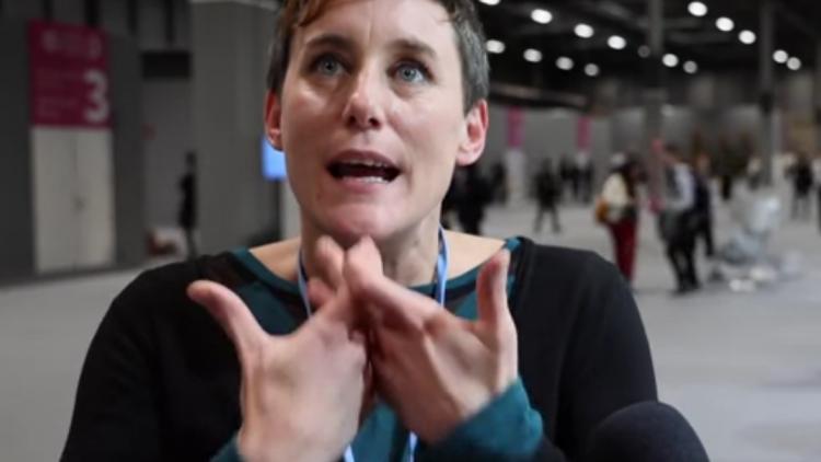 COP25 : « L'occasion de construire une société plus juste et plus égalitaire », selon Blanca Ruibal