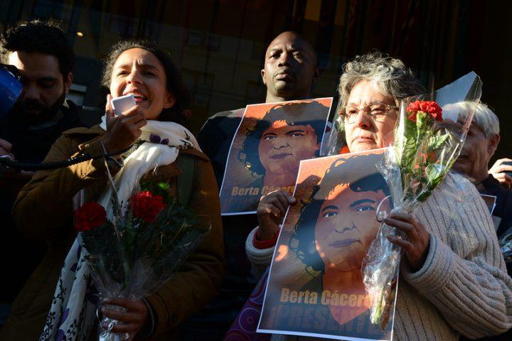 Justiça de Honduras determina pena de 30 a 50 anos para assassinos de Berta Cáceres
