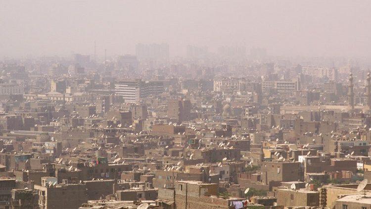 Smog au Caire
