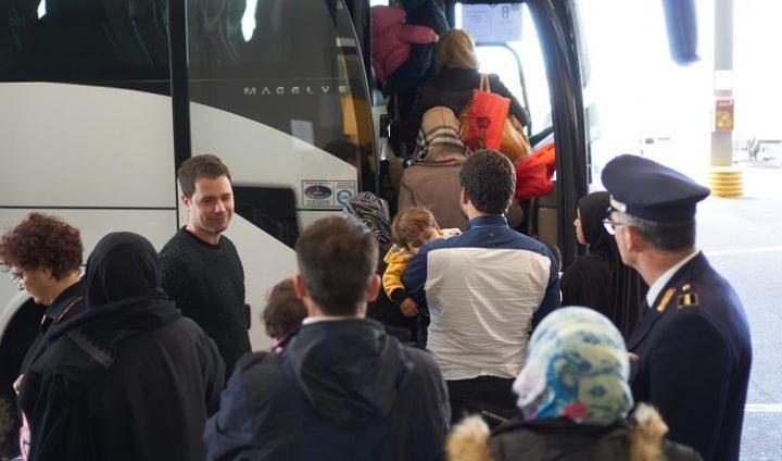 Le buone pratiche dei corridoi umanitari presentate a Bruxelles