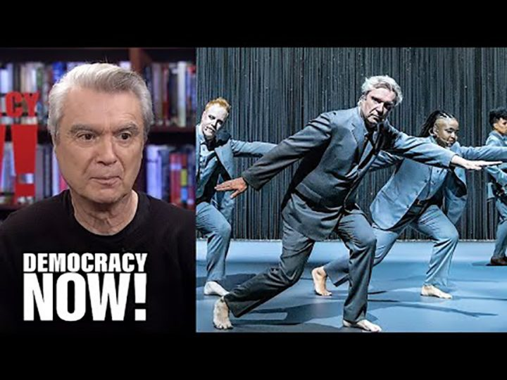 "David Byrne on His Broadway Show ""American Utopia,"" Talking Heads, Reasons to Be Cheerful & More"