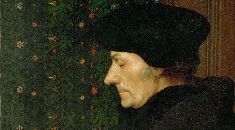 Erasmus von Rotterdam und das Fragile des Ideals