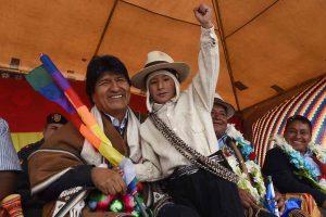 Evo Morales: la historia lo absolverá