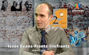 Face 2 Face with Isaac Evans Frantz
