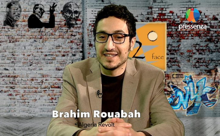 Face 2 Face with Brahim Rouabah