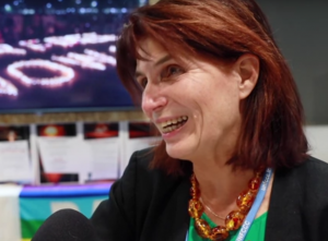 COP25. Giovanna Pagani: Sólo habrá justicia climática con justicia social y sin guerras