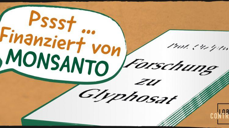 Monsanto finanzierte verdeckt Glyphosat-Studien zur Lobbyarbeit - LobbyControl fordert lückenlose Aufklärung und umfassende Transparenz von Bayer