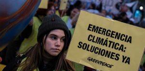 COP 25. Pasa una semana y retrocedemos dos pasos: El planeta necesita mayor ambición