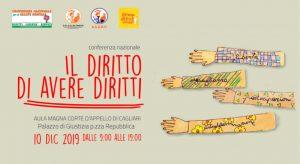 Cagliari, conferenza: Il diritto di avere diritti