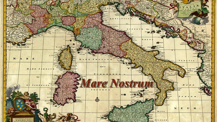 Italia, Mare Nostrum