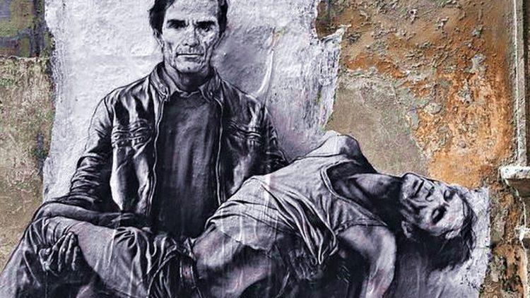 La Pietà di Pasolini secondo Ernest Pignon
