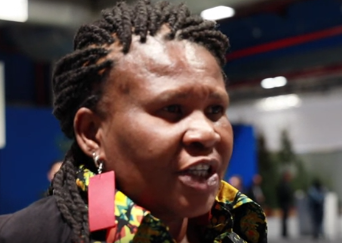 COP25. Makoma Lekalakala: We must stand up and demand climate justice