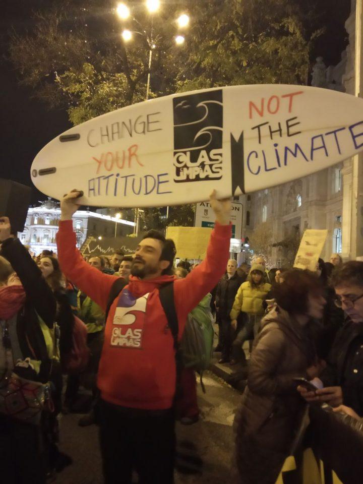 Manifestación por el clima_Alba_ (2)