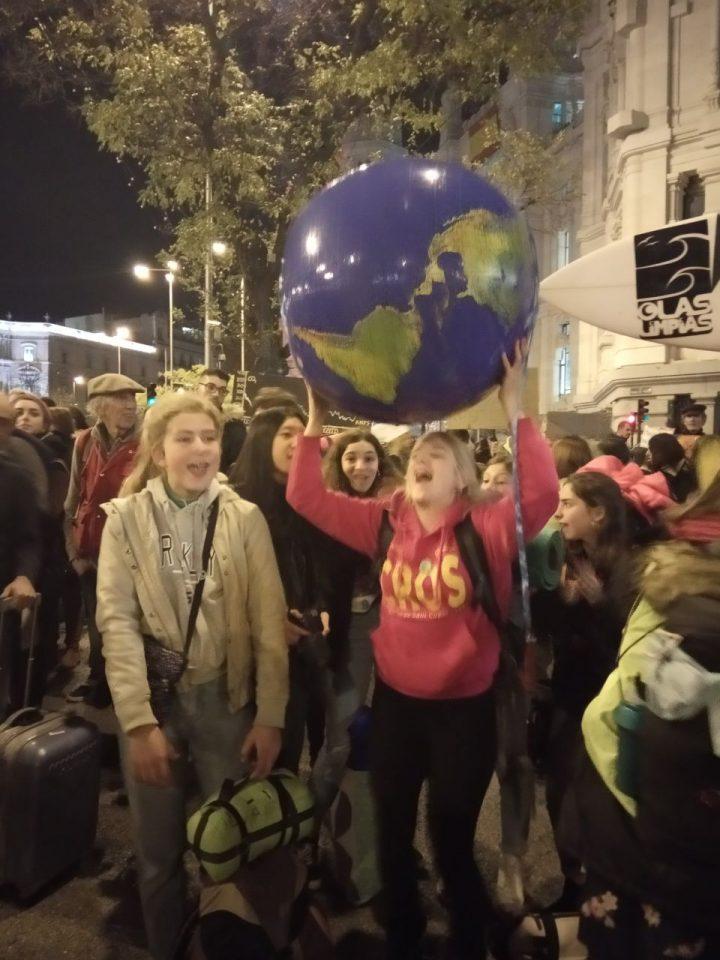 Manifestación por el clima_Alba_ (3)