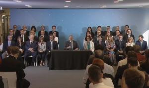 Argentina: Fernández anuncia gabinete de ministros; acadêmico de 37 anos assume Economia