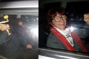 Arrestaron a Nicoletta Dosio, valiente profesora que se había opuesto al trabajo del TAV en Valle de Susa