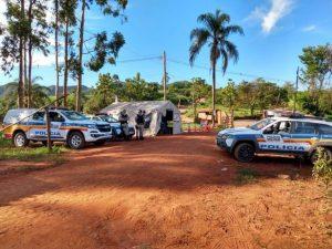 Violência e assédio na invasão da Polícia Militar nos Acampamentos Pátria Livre e Zequinha em Minas Gerais