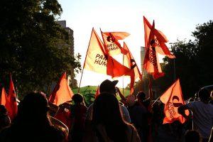 Partido Humanista consulta a sus miembros sobre permanencia en el Frente Amplio