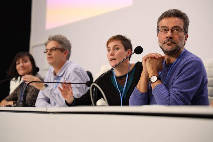 COP25. Paco Segura desgrana medidas para bajar las emisiones contaminantes del transporte en España