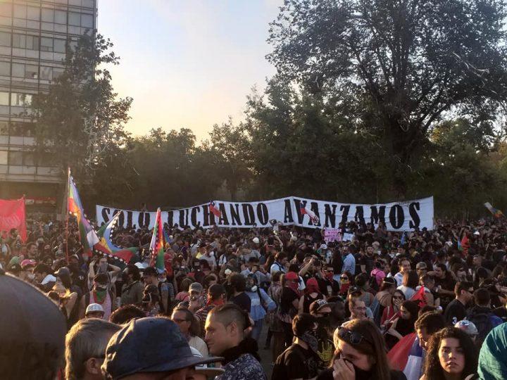 Chile: el sistema se defiende con toda su violencia