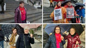 Pensionistas vascas: 100 semanas de una lucha «sin precedentes» que no entiende de géneros