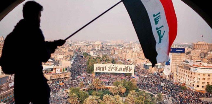 Piazza Tahrir, rivolta d'ottobre. Che cosa succede in Iraq– dibattito a Torino
