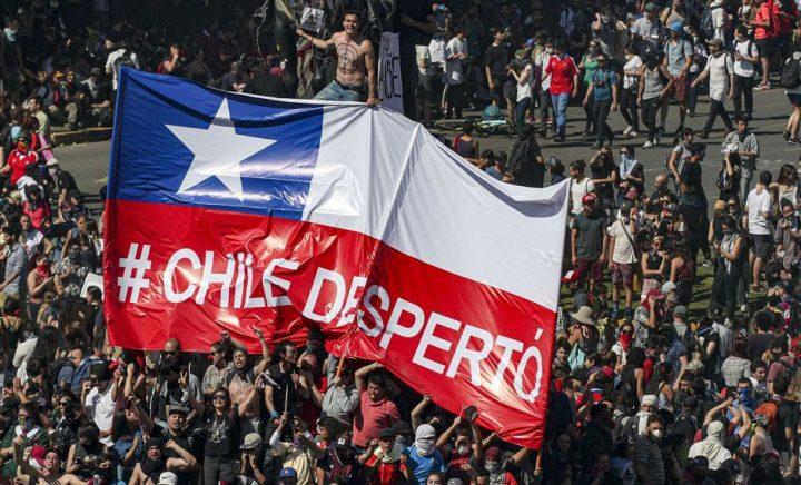 Honor y gloria al pueblo chileno