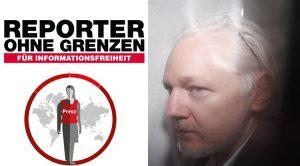 Ein Bärendienst an Julian Assange