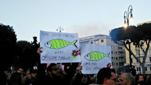 Le Sardine e il grado zero della politica