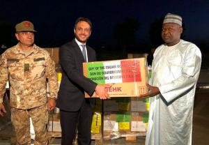 L'Italia e il Niger. A scuola di guerra…