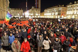 Sardine in Erba, le Sardine piemontesi si ritroveranno al Teatro Erba a Torino