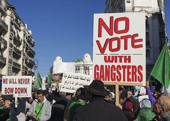 Algeria, il poeta Amin Khan: non voto, il regime ignora il popolo