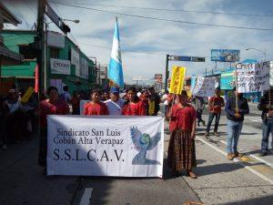 Heidi Ku y la tierra. En Guatemala las defensoras de los derechos humanos luchan poniendo en peligro sus vidas