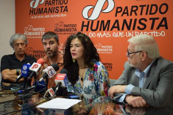 Partido Humanista abandona el Frente Amplio y profundiza crisis de la izquierda