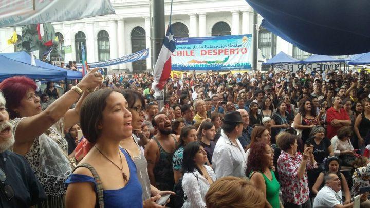 Chile. Mario Aguilar: «Tenemos que prepararnos para un 2020 movilizado»