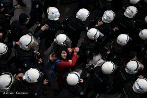 Las Tesis. Cosa chiedono le donne in Turchia