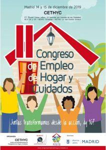 España. Se celebrará II Congreso de Empleadas de Hogar y los Cuidados