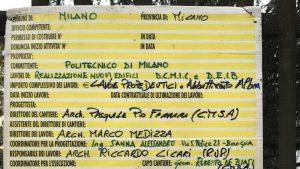 Parco Bassini a Milano: si moltiplicano le richieste di chiarimenti sul progetto, ma l'Ateneo va avanti con i lavori