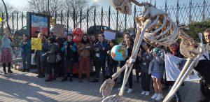 Panelaço protesta contra estagnação nos acordos da COP 25
