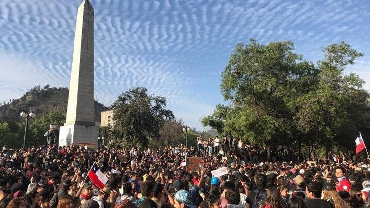 A message from the heart of the Chilean on-going social awakening