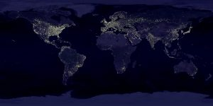 Un mundo erosionado