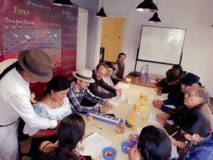 Quíchua, uma língua que nos liberta