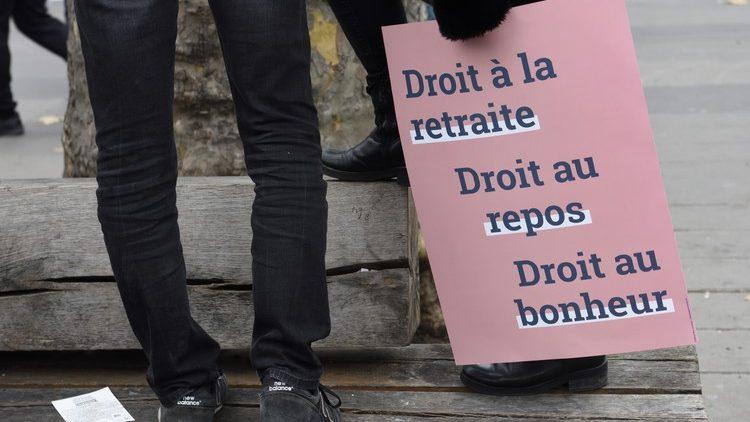 Grève et manifestations du 5 décembre en France