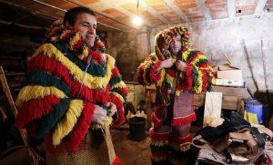 Caretos de Podence, de Portugal, são Patrimônio Imaterial da Humanidade da Unesco