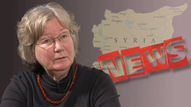 Karin Leukefeld über das Versagen von Medien in Syrien